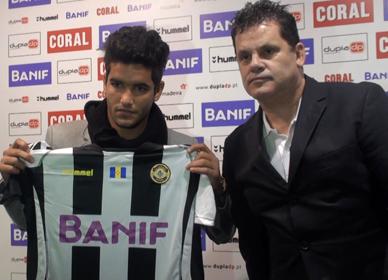 Saleh Gomaa signs for Nacional