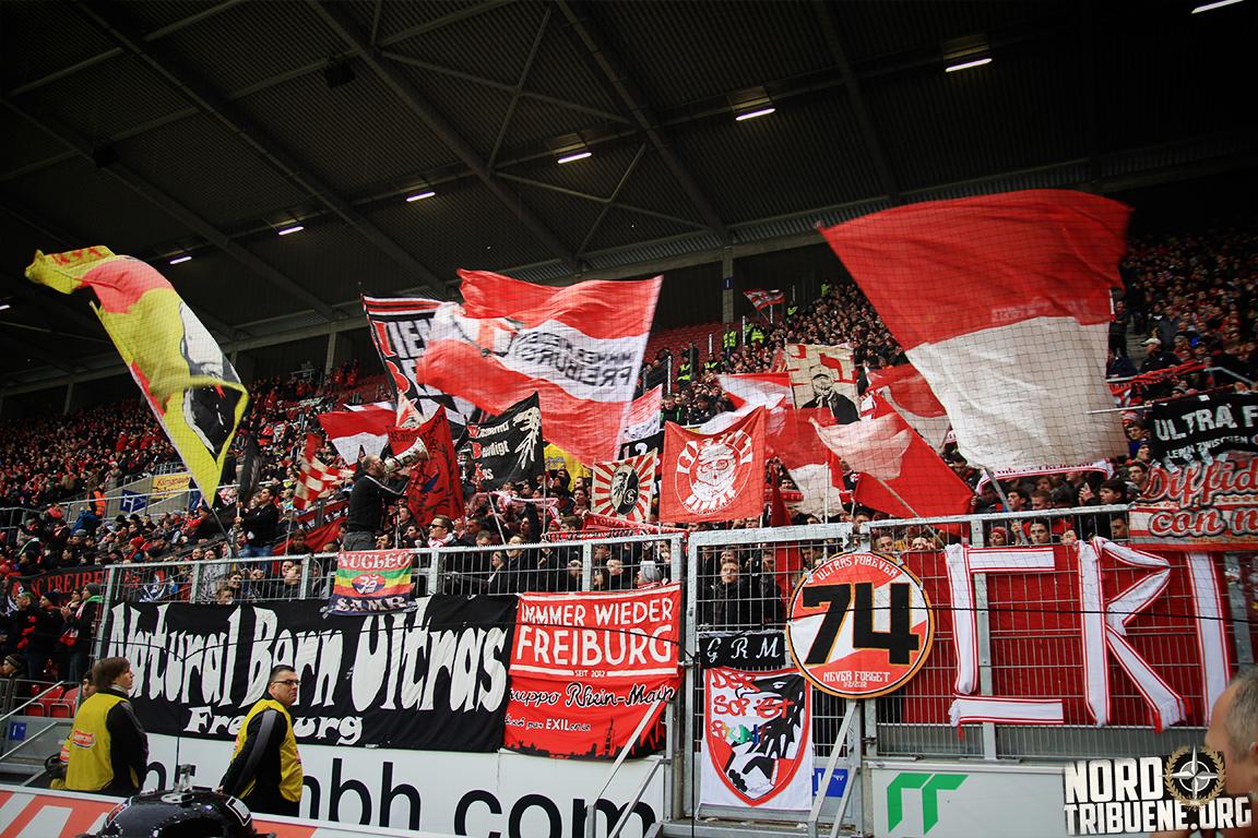 Freiburg ultras - Al Ahly