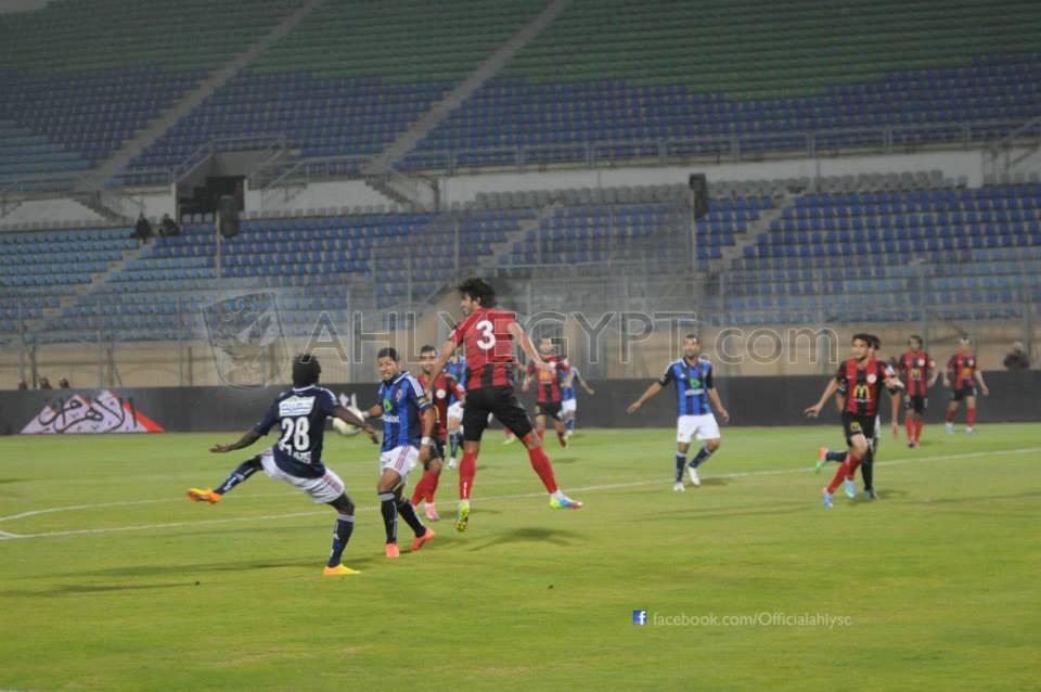 Dakhleya 1-0 Al Ahly