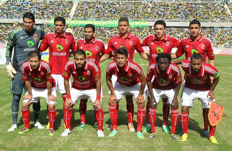 Al Ahly host Yanga at El Max Stadium