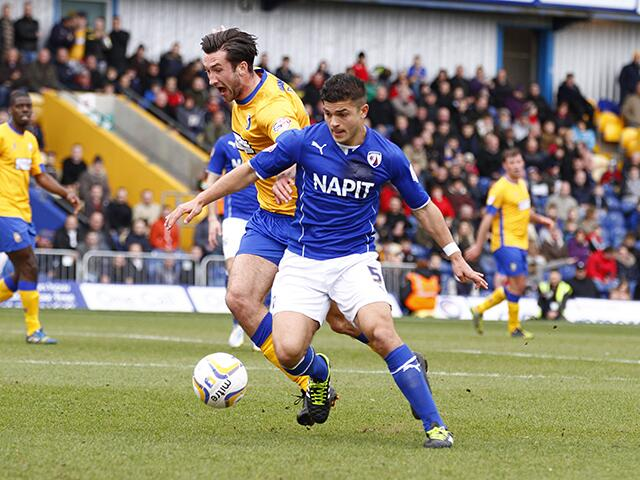 Sam Morsy assists