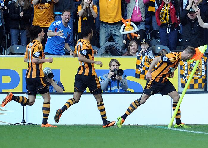 Hull City 3-0 Sunderland