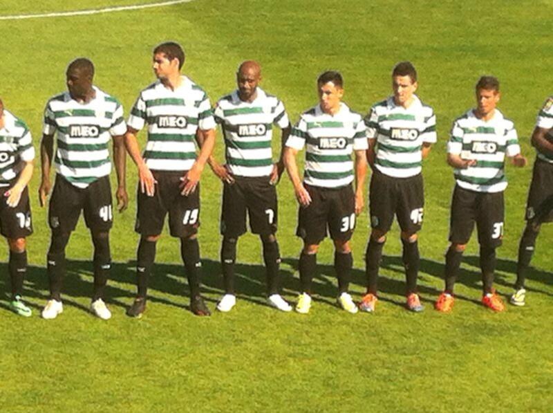 Shikabala starts for Sporting B