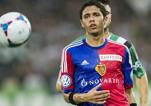 Mohamed El-Nenny - FC Basel lose