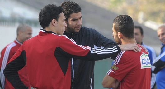 Abdullah El-Said and Sherif Ekramy