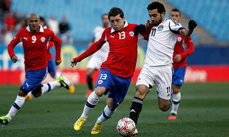 Chile vs Egypt