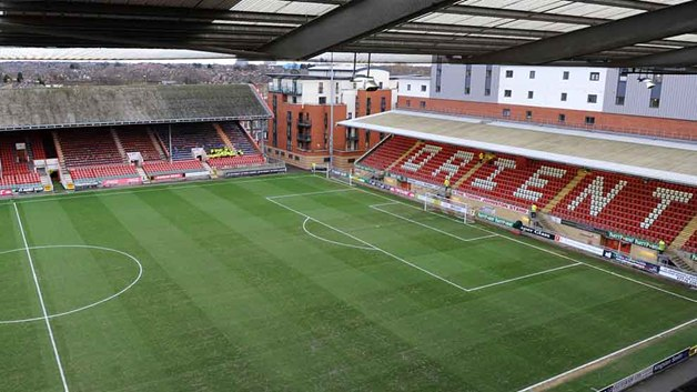 Matchroom Stadium - Egypt-Jamaica