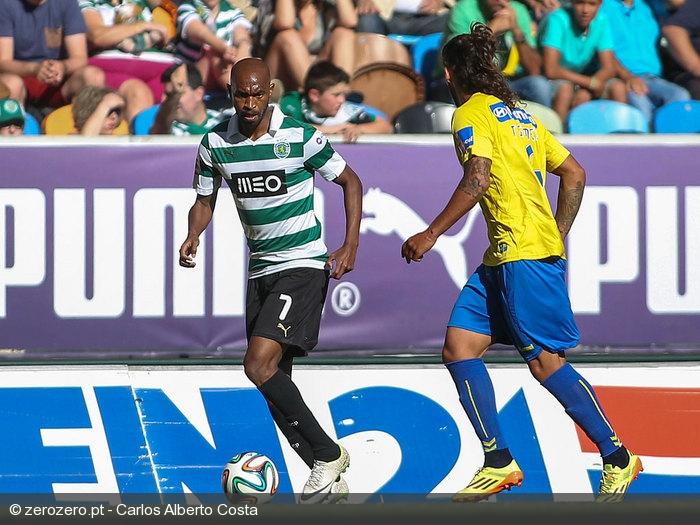 Shikabala Sporting debut