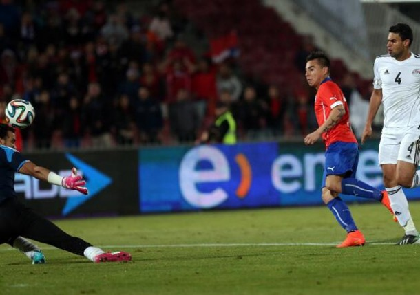 Chile 3-2 Egypt