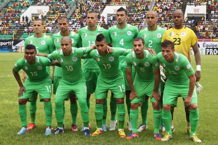 Algeria squad