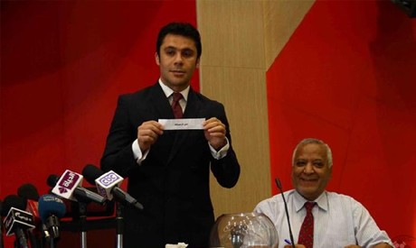Ahmed Hassan - final phase draw