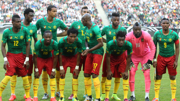 Cameroon announce