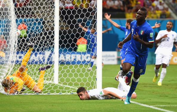 2014 World Cup: Italy vs England