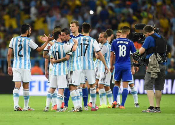 World Cup Roundup - Argentina