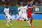 Ghana 1-2 USA