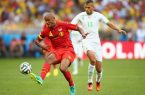 Algeria - Belgium