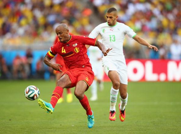 Algeria - Belgium 2014 World Cup Roundup