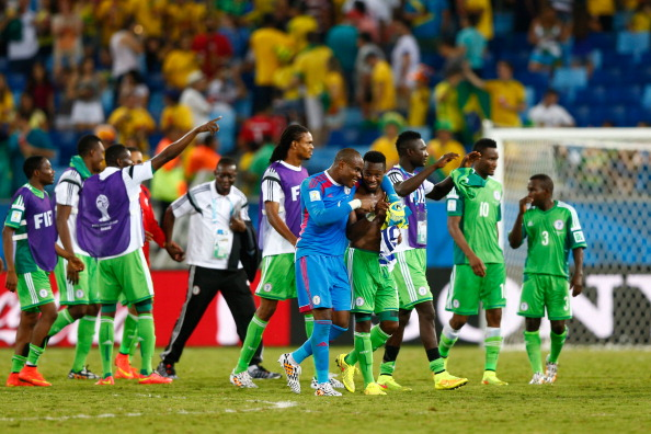 Nigeria 1-0 Bosnia