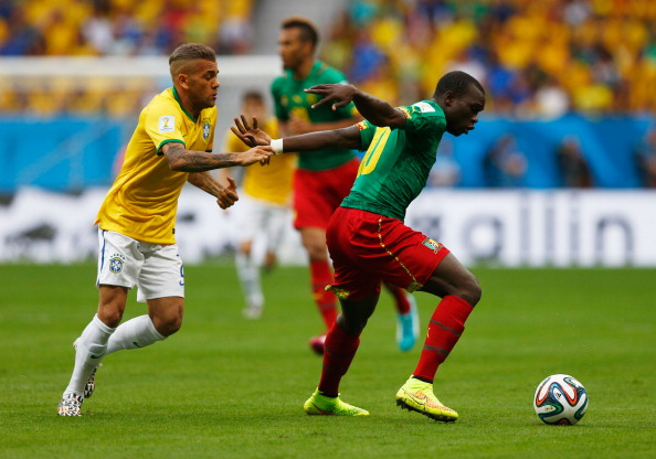 World Cup - Cameroon