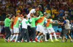 World Cup - Algeria