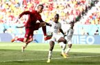 Portugal v Ghana