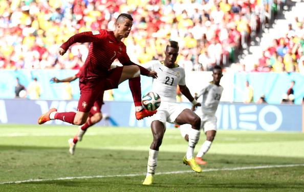Portugal v Ghana booted