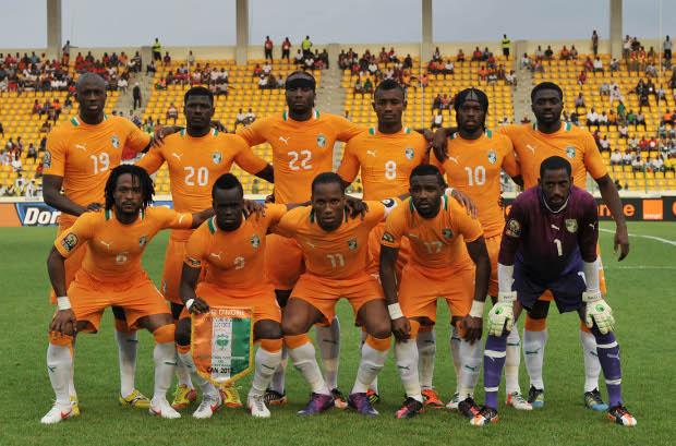 Ivory Coast announce