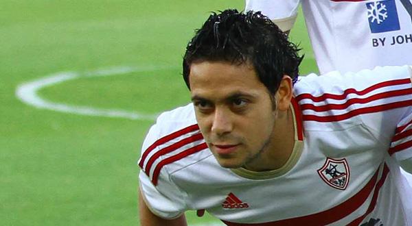Ibrahim Salah - Zamalek
