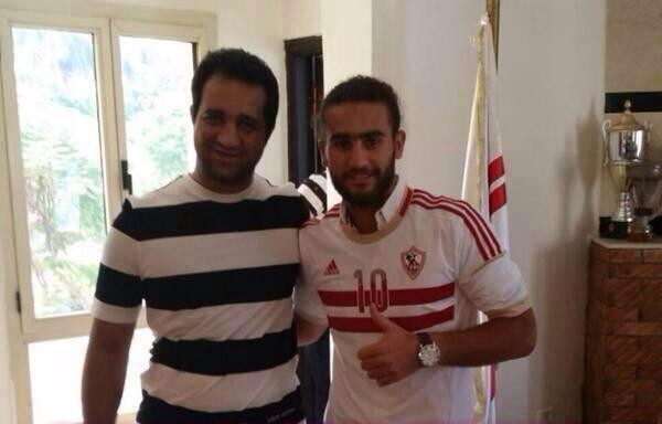 Basem Morsi signs for Zamalek