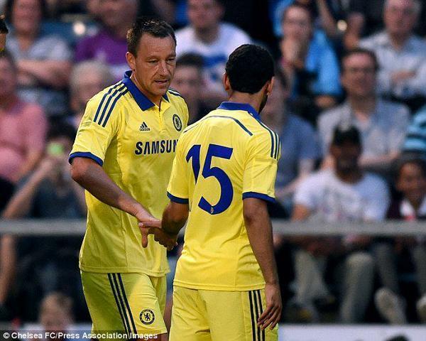 Salah and Terry