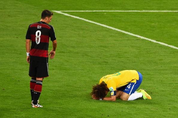 Brazil v Germany - World Cup