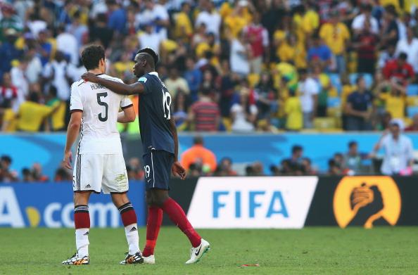 France v Germany