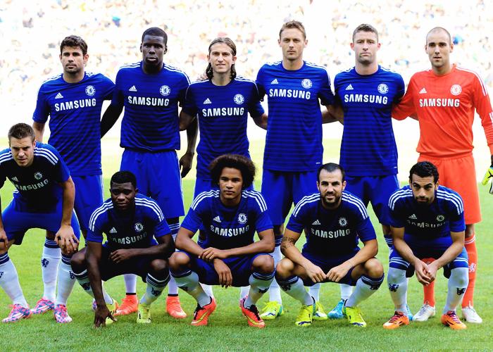 Chelsea win