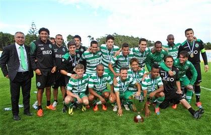 Shikabala wins Sporting Lisbon trophy