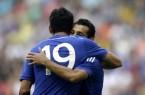 Salah touches