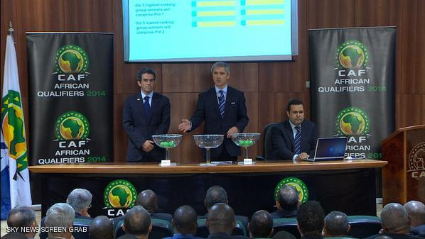 Bob Bradley in Egypt : CAF's playoffs draw
