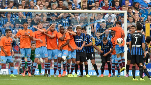 Lierse - Club Brugge - Zizo