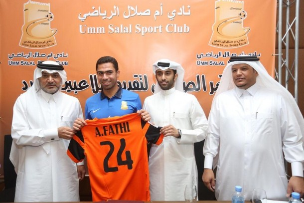Ahmed Fathi - Umm Salal