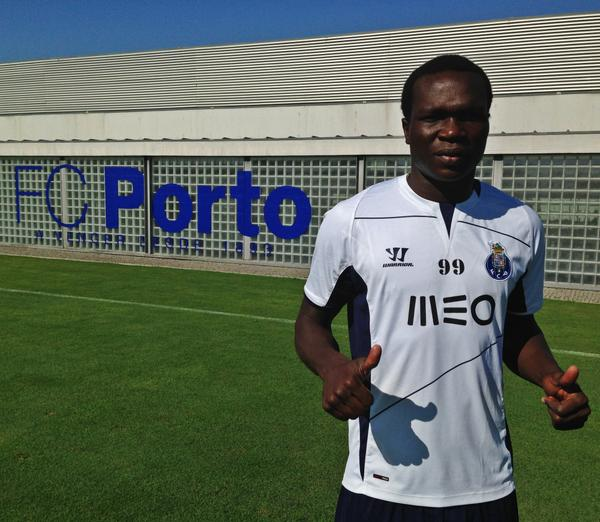 Aboubakar to Porto