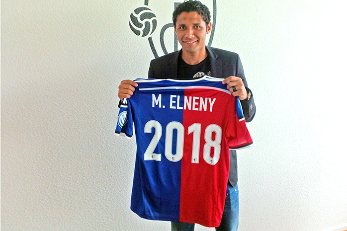 El-Nenny extends