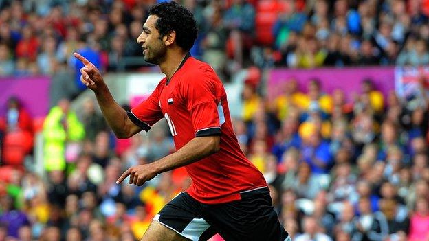 Salah misses Kenya game