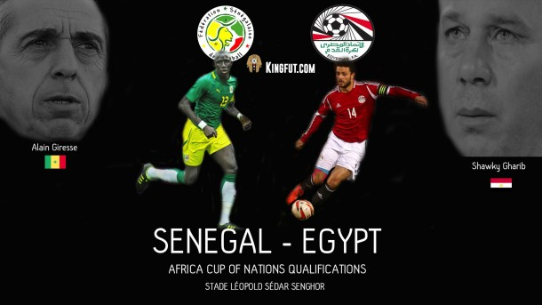 Egypt vs Senegal - Live Commentary