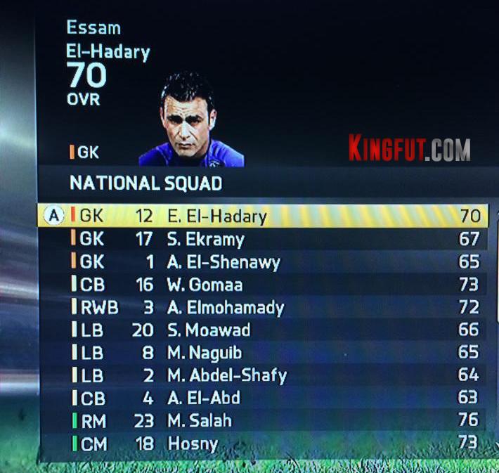 FIFA 15 Egypt
