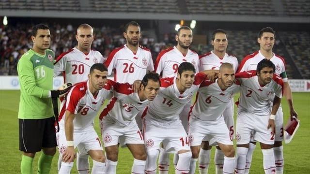 Tunisia squads
