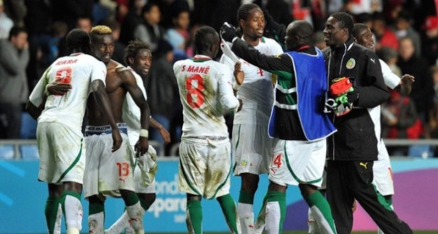 senegal vs egypt - dakar