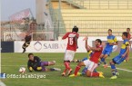 Al Ahly dramtically
