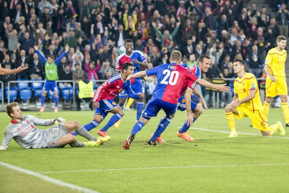 Basel vs Liverpool