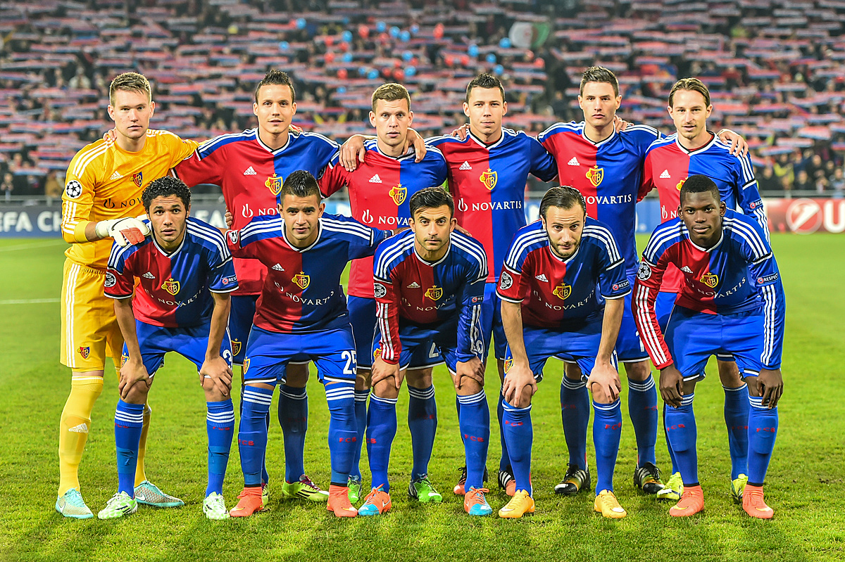 FC Basel 1893 - Real Madrid