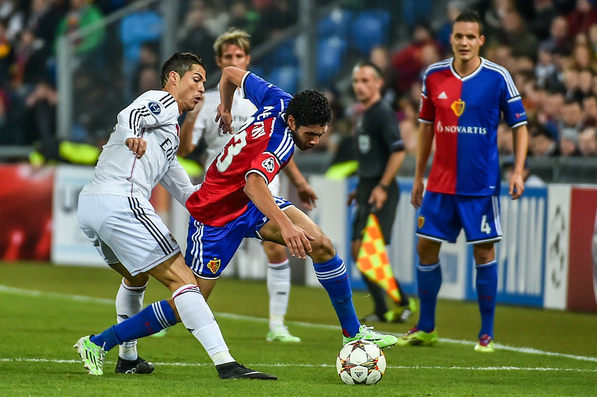 Mohamed El-Nenny - FC Basel 1893 - Real Madrid
