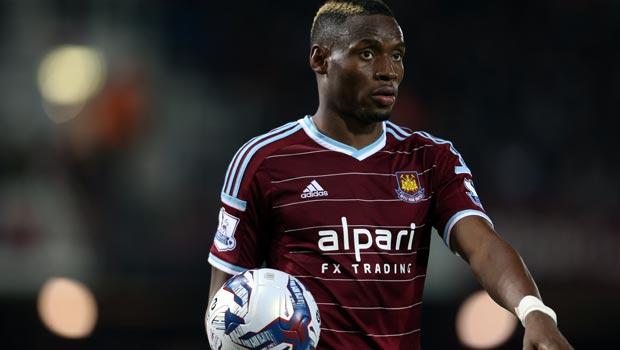 Diafra Sakho Senegal and West Ham United